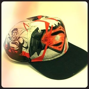 Batman V Superman hat cap dc comics dawn justice